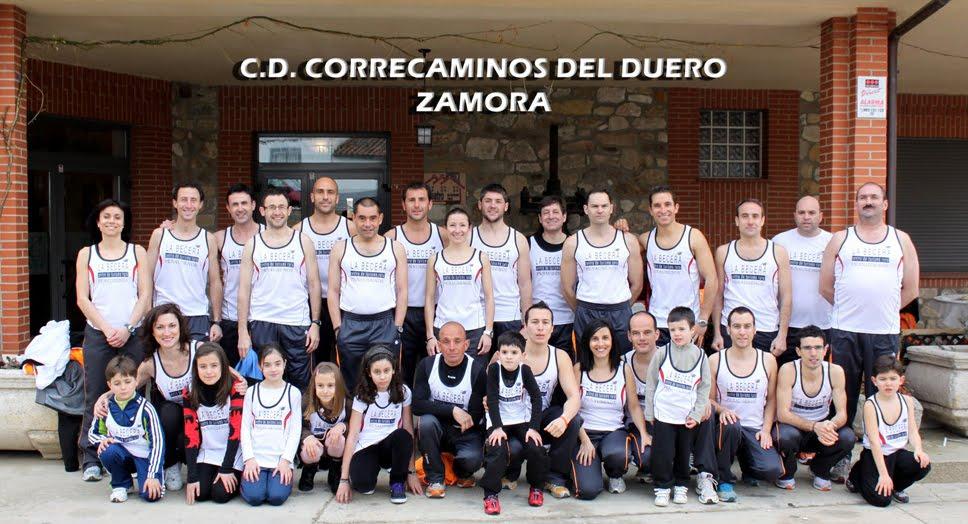 CD CORRECAMINOS DEL DUERO - Zamora