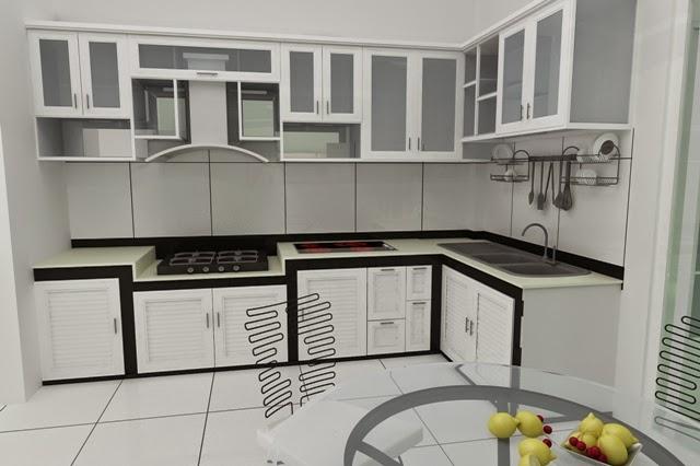 Mẹo thiết kế tủ bếp khoa học và hiện đại