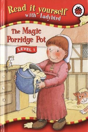 Magic Porridge Pot Story