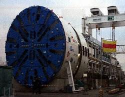 Tuneladora EPB 12,06m