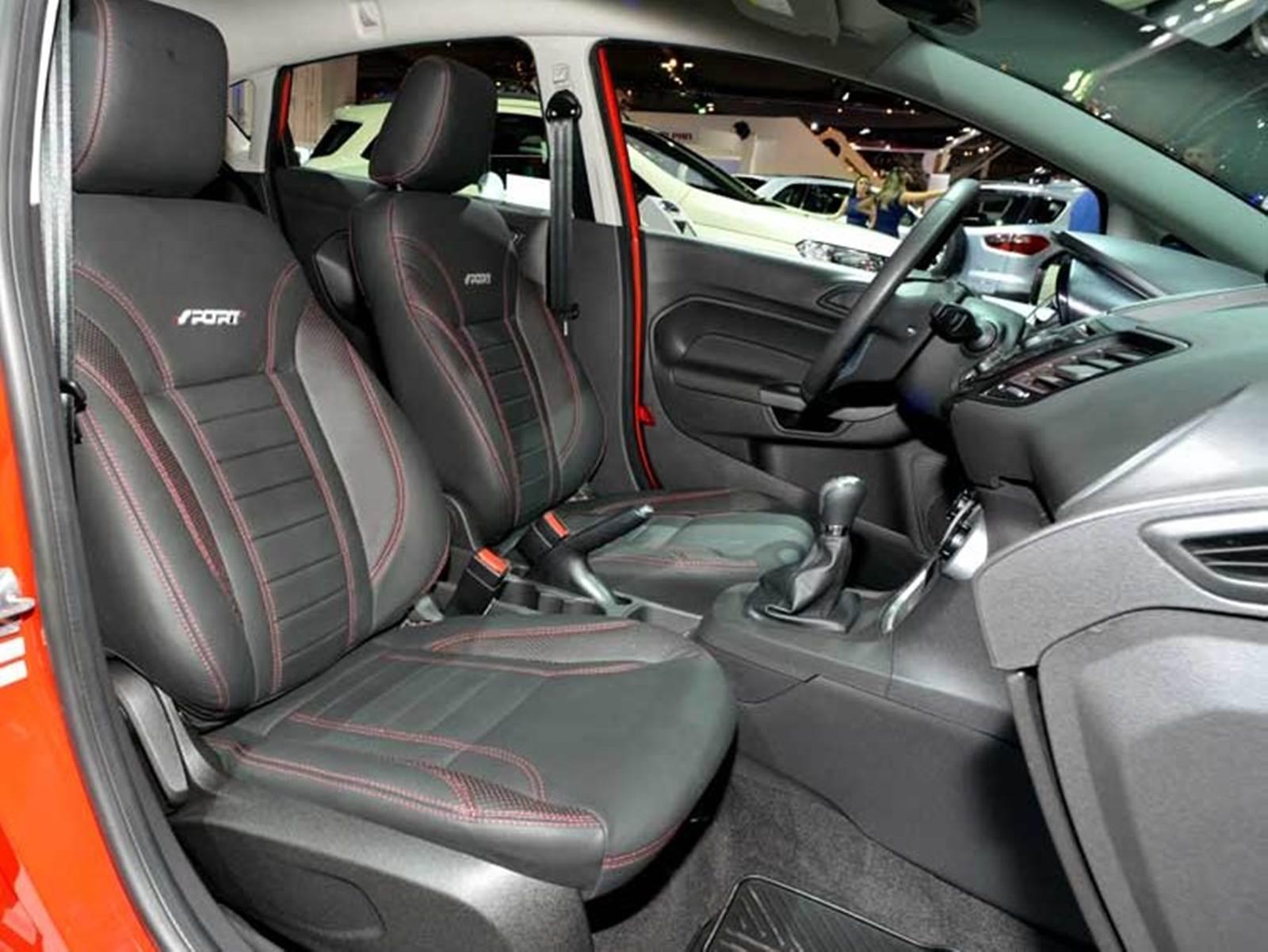 Ford Fiesta Sport 2016