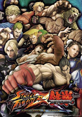 Street Fighter X Tekken - Trailer do Game