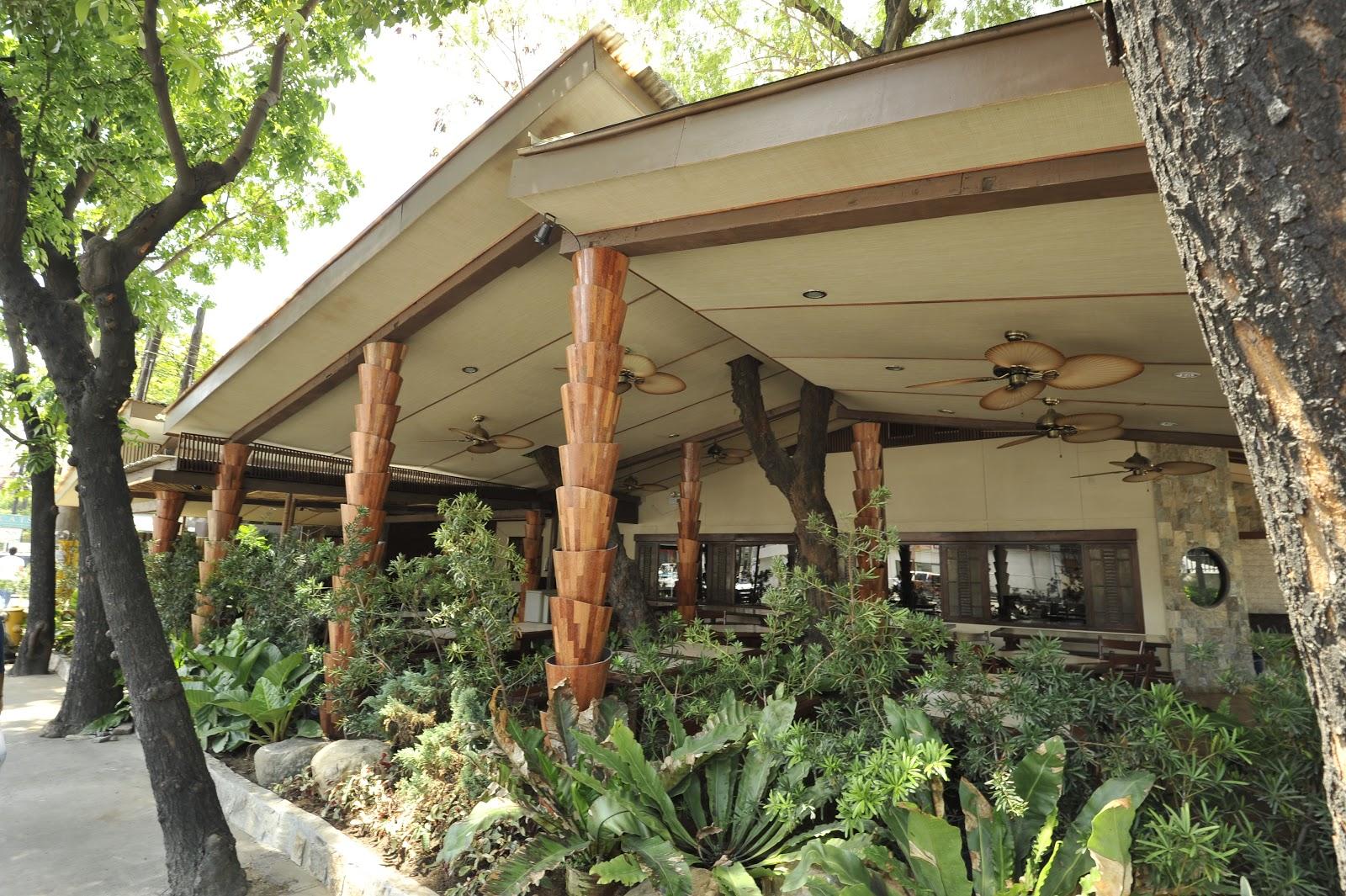 Hl designs golden cowrie native restaurant