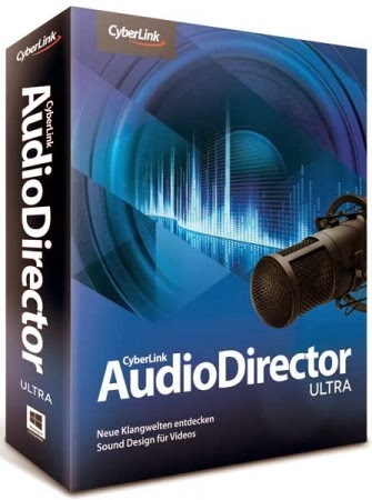 CyberLink AudioDirector Ultra 5.0.4712.5 Multilingual