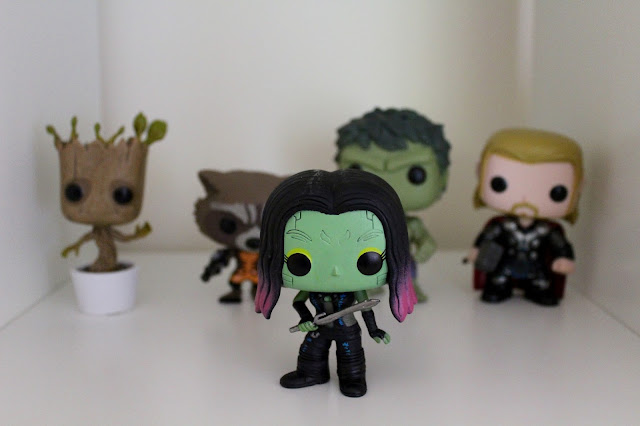 Funko Pop! Vinyl Bobbleheads, Gamora, Guardians of the Galaxy