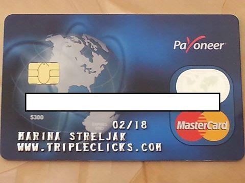 Ako želite Master karticu i mjesečnu zaradu na njoj, prijavite se za posao i ja ću Vam pomoći!