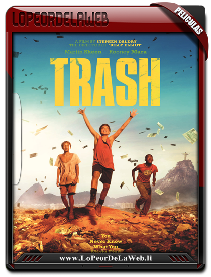 Trash (2014) BRrip 720p Latino-Ingles