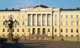 Senaatintori o plaza del Senado de Helsinki