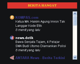 berita hangat