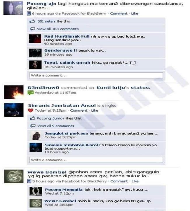 Related to Status Lucu FB Super Gokil Bikin Ngakak Abis   AelovebeL ...