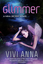 Blog Tour post tomorrow! Glimmer by Vivi Anna
