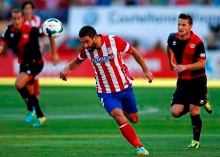 Rayo Vallecano vs Atletico Madrid