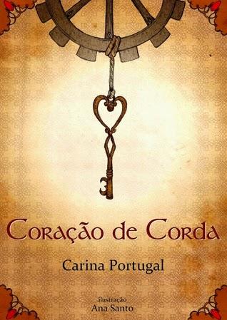 """""""Coração de Corda"""" de Carina Portugal"""