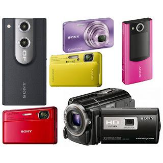 Harga Kamera Digital Sony