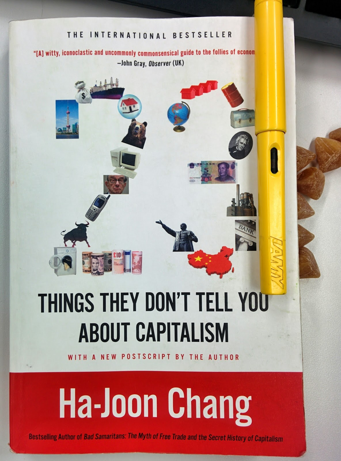 Why has capitalism become an adverse topic throughout history?