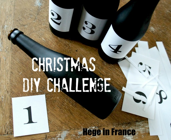 Hege in France DIY Christmas challenge VOTE NOW