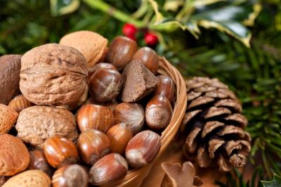 Revolusi Ilmiah - Kacang almond memiliki kandungan serat tinggi bagi kesehatan tubuh.