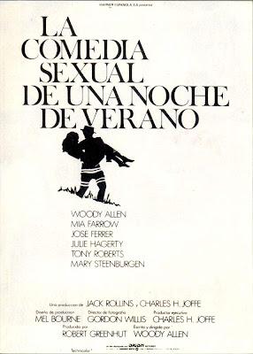 La Comedia Sexual de una Noche de Verano