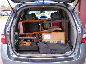 Packed Trunk