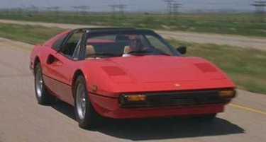 Red Ferrari 308 Gts National Lampoonu0027s Vacation