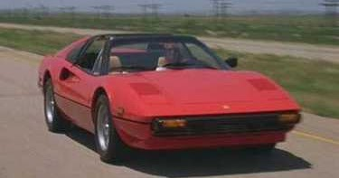 Ferrari 308 Gts From National Lampoon S Vacation Cool Cars In Movies