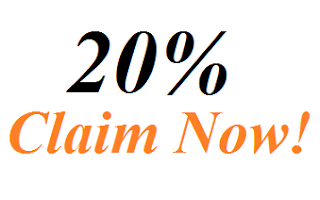 20% Extra Credits