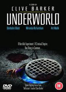 Underworld naam betekenis - Underworld film by Clive Barker