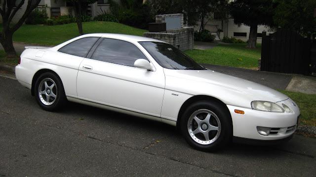 Lexus SC400d