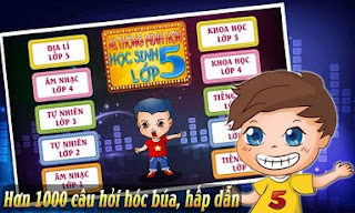 game show truyền hình android, game cho android
