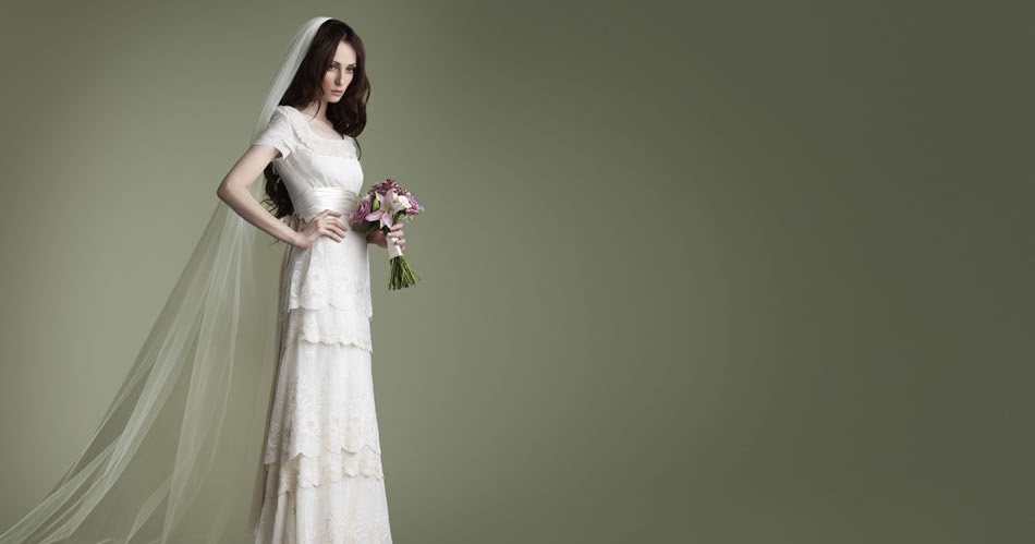 We Vintage Wedding Dress Sample Sales