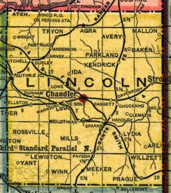 Lincoln County, Oklahoma
