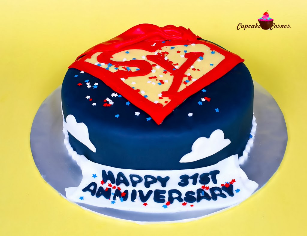 Superman Cake Design Goldilocks : Cupcakes, Birthday Cakes, Engagement Cakes, Wedding Cakes ...