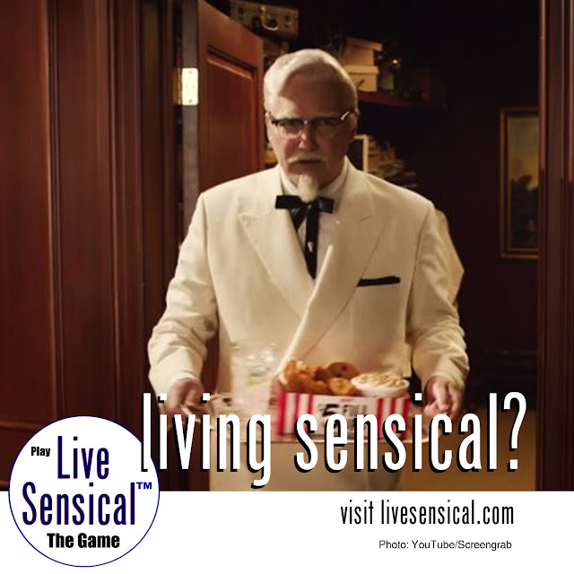 (Is this how to livesensical.com?) Norm Macdonald has taken over the role of Colonel Sanders, replacing his fellow Saturday Night Live alum Darrell Hammond - The ads play off the fact that Macdonald is the new face, with his Colonel Sanders decrying imposters from Hollywood pretending to be him.