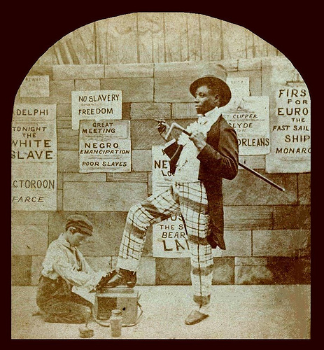 the change from servitude to slavery 1818-1840 indentured servitude lasted until roughly 1840 in mainland north america (galenson,13-14), but experienced a sharp decline between 1818 and.