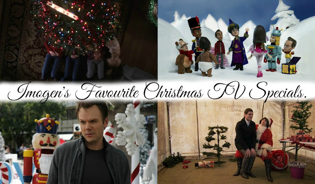 Best Christmas TV Specials- Greys Anatomy, Community, Gavin and Stacey
