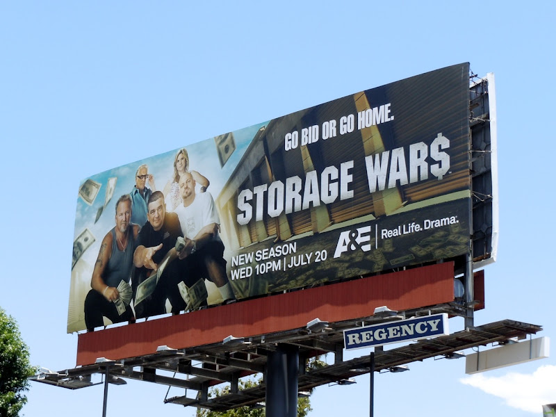 Storage Wars season 2 billboard