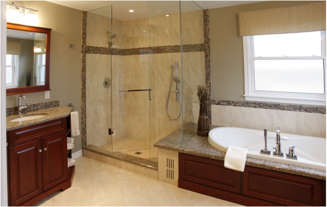 Traditional bathroom design ideas room design inspirations for Bathroom shower ideas