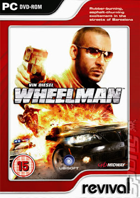 PC Game Vin Diesel Wheelman Free Download