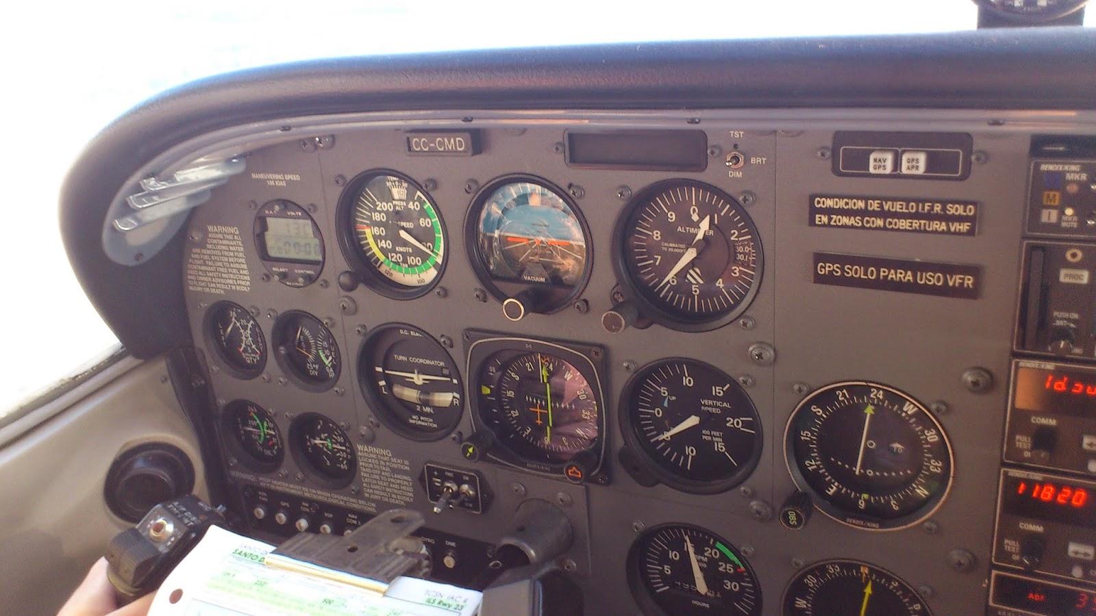 Bitacora de un piloto: mayo 2014