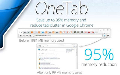 Reduce Google Chrome's Memory Usage