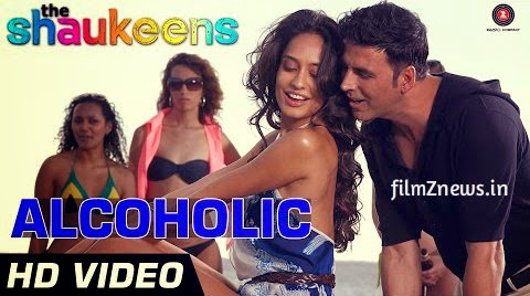 Alcoholic Official Video from The Shaukeens - Yo Yo Honey Singh | Akshay Kumar & Lisa Haydon | HD