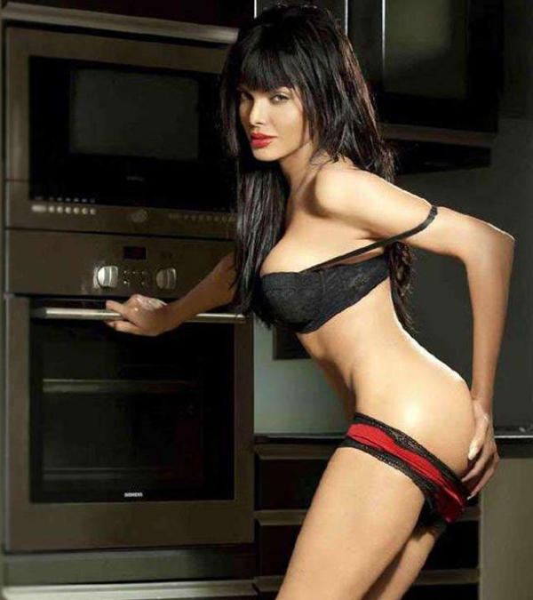 Sexy Photos of Actress and Girls - Most Sexiest and Hot Photos of Sherlyn Chopra