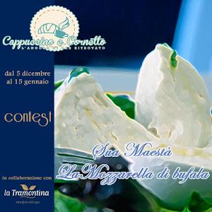Contest la Tramontina di Cappuccino e Cornetto