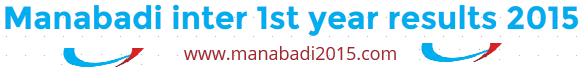 Manabadi Inter 1st Year Results 2015
