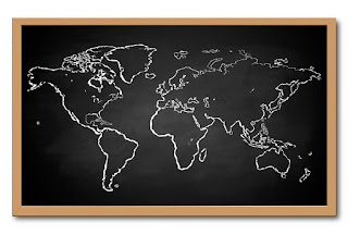 Can You Begin to Teach Geography Without Buying all the Montessori Materials