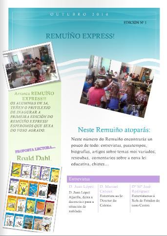Remuiño Express! 1
