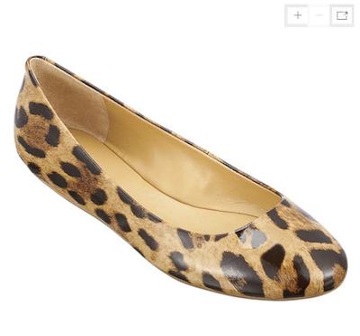 Leopard Print Shoes White Sole