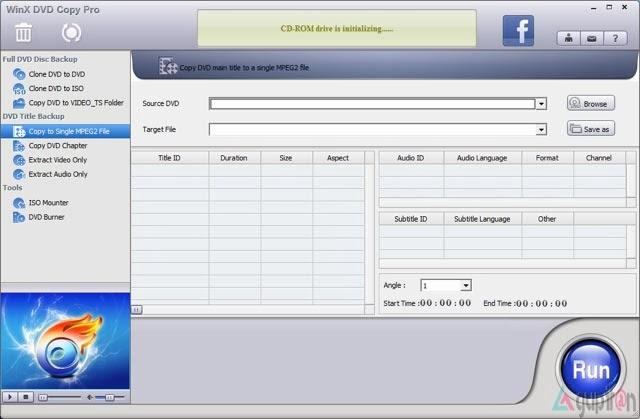 Download WinX DVD Copy Pro Giveaway 50K License Key Gratis