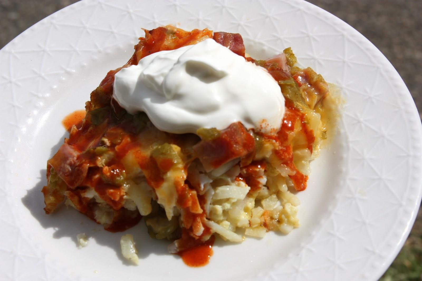 My Recipe Box: Southwestern Breakfast Casserole