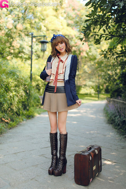 4 Tina - Travel-very cute asian girl-girlcute4u.blogspot.com